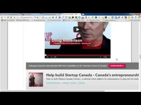 CrowdFunding Planning Daily News TV - 12/11/2012 - A 30 Minute Daily Dose of CrowdFunding Knowledge