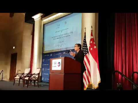 US Commerce Secretary Penny Pritzker on US-Singapore relationship