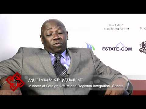 Executive Focus: Muhammad Mumuni, Minister of Foreign Affairs & Regional Integration, Ghana
