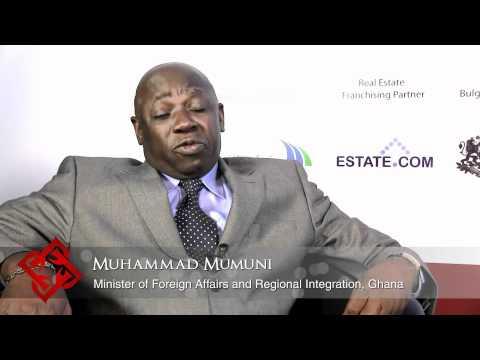 Executive Focus: Muhammad Mumuni, Minister of Foreign Affairs & Regional Integration, Ghana