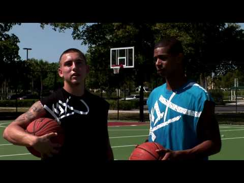 How to Dunk from the Free Throw Line - YouTube Slam Dunk