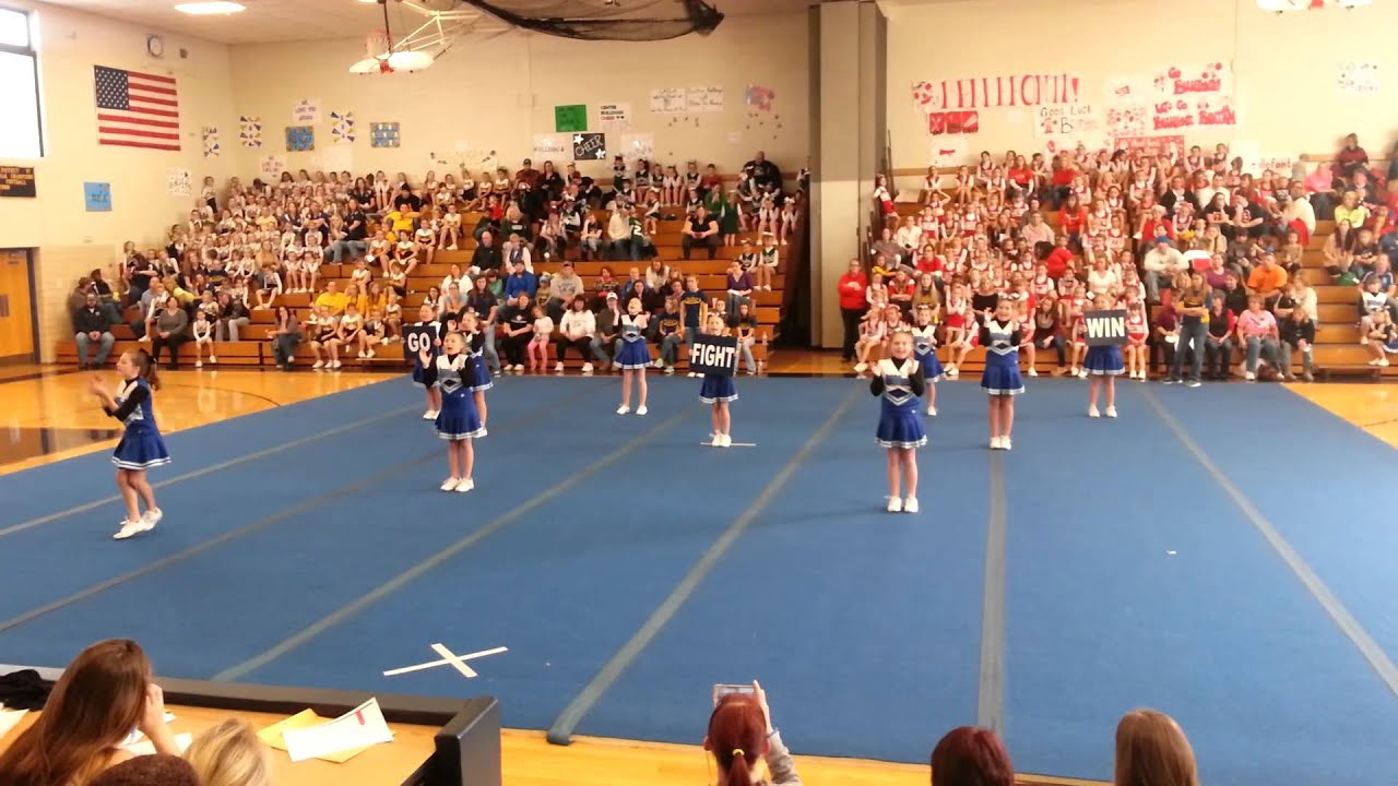 Junior Cheer Competition