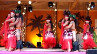 Aloha Tahiti à La Foire De Paris 2010 - 1