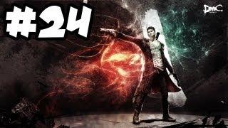 DMC Devil May Cry MUNDUS FINAL BOSS!! - Walkthrough Gameplay - Part 24 (Xbox 360/PS3/PC HD)