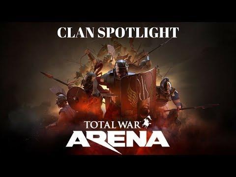 Clan Spotlight: Dream Team - Total War: Arena