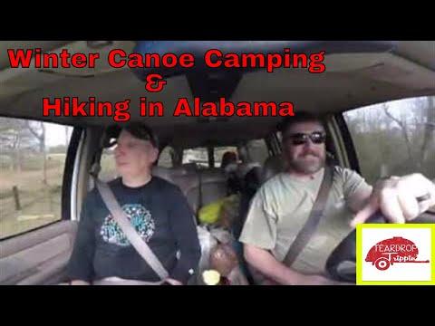 winter-canoe-camping-&-hiking-in-alabama