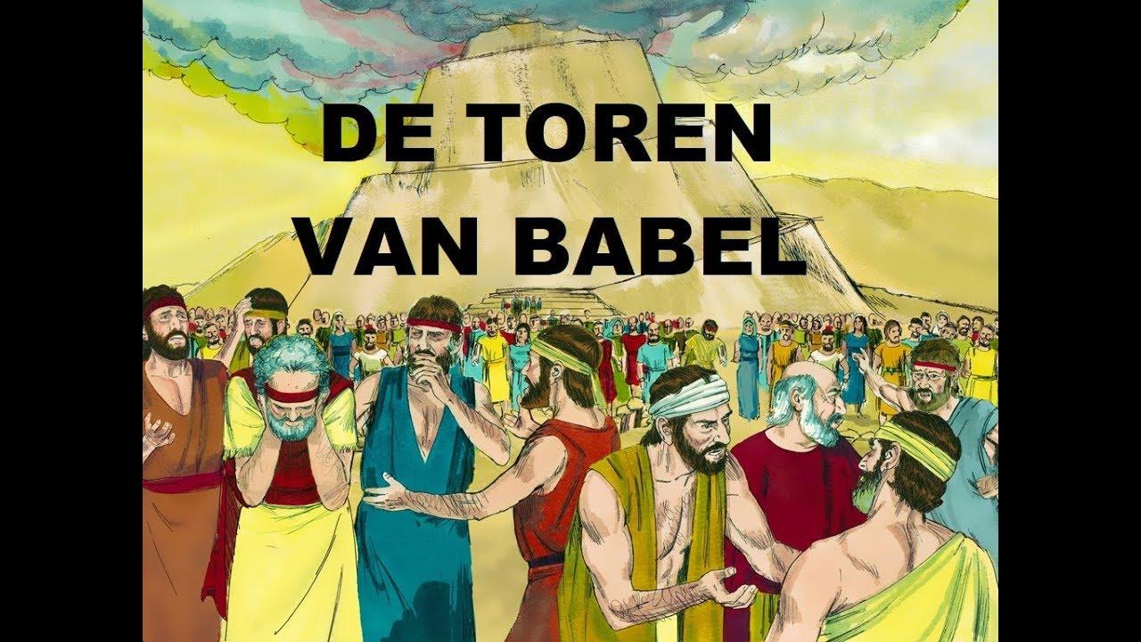 Welp De Bijbel voor Kids ( 8 ) - De toren van Babel - YouTube DD-97