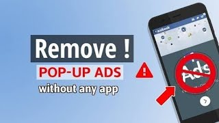👈ഇത് Off ചെയ്താൽ PHONE-ൽ pop up ADS വരില്ല.Simple Trick for removing pop up ads without rooting