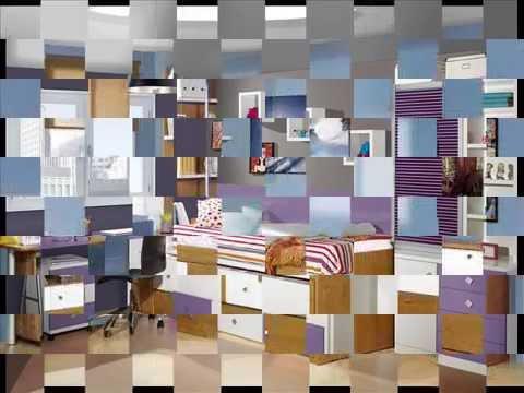 ideas para decorar una habitacion juvenil