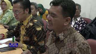 Pansus 3 Konsultasi Ke Kemenhub RI Jakarta