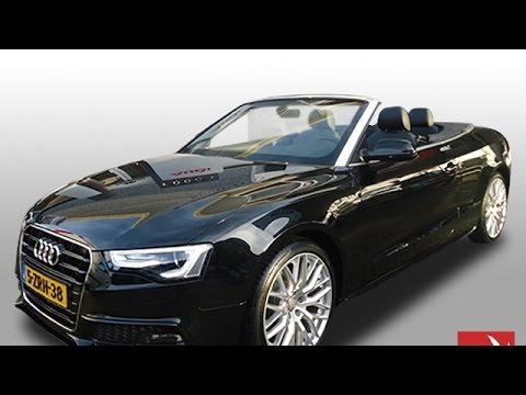audi a5 cabriolet 1 8 tfsi 170pk sport edition open days. Black Bedroom Furniture Sets. Home Design Ideas