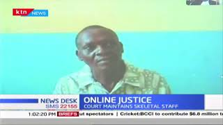 Mombasa high court solves cases online due to the coronavirus outbreak