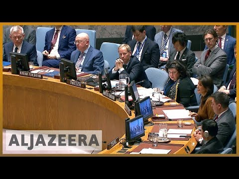 🇸🇾 Russia, US in UN council showdown over Syria gas attack | Al Jazeera English