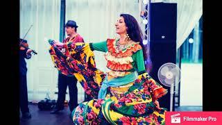 уроки цыганского танца от Gayana Muradi