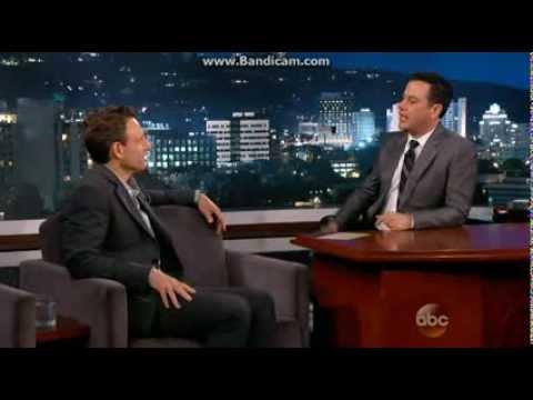 Tony Goldwyn on J. Kimmel  March 20 '14