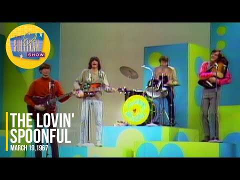 """The Lovin' Spoonful """"Do You Believe In Magic"""" on The Ed Sullivan Show"""