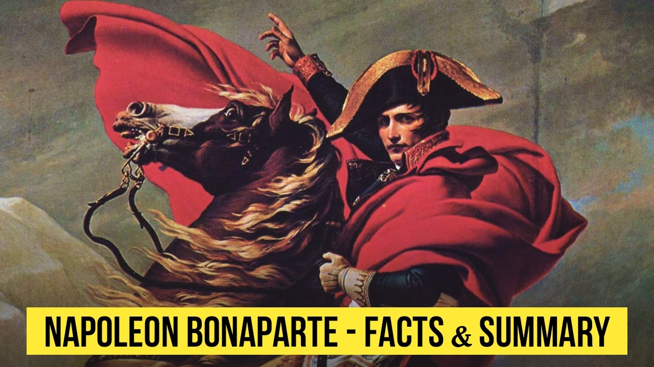 An overview of the rule of napoleon bonaparte in france