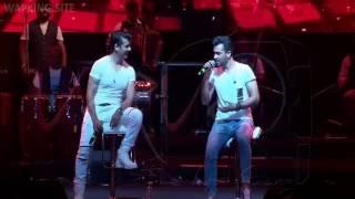 Atif Aslam And Sonu Nigam - Medley Performance In Dubai HD(wapking.fm)