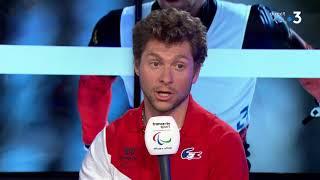 Jeux Paralympiques - Benjamin Daviet :