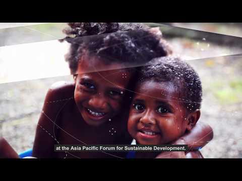 Asia-Pacific Forum on Sustainable Development 2018 – Progress on the Regional Roadmap