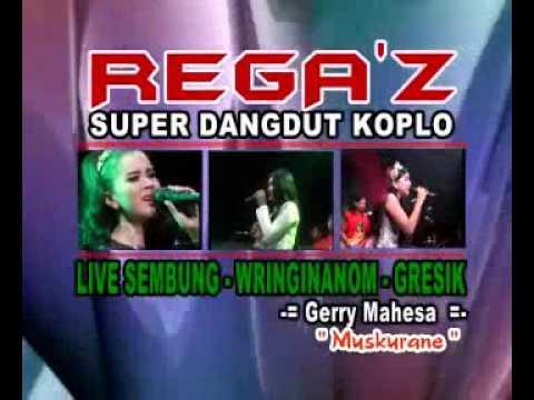 Muskurane - Gerry Mahesa - Rega'z live sembung Wringinanom 2017