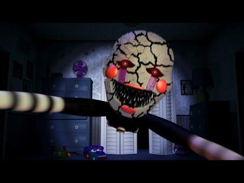 Halloween Puppet Nightmare F NaF Update