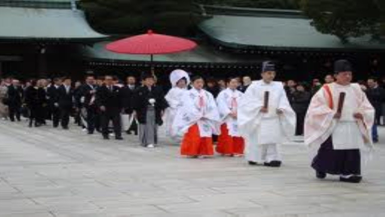 Japanese Wedding Traditions.Japanese Marriage Activities