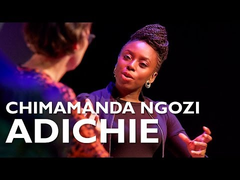 "Chimamanda Ngozi Adichie - ""Americanah"" - International Authors' Stage"