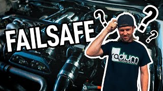 1000hp Supra, Ep.1: Lean Failsafe Activated