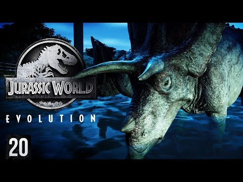 TAMING ISLA PENA... A STORM IS COMING | Jurassic World: Evol
