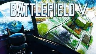BATTLEFIELD 5 🕹️ Panzer und Flugzeuge