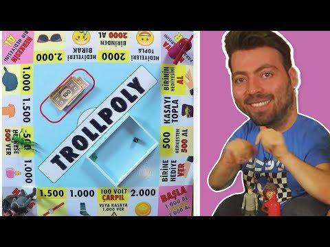 TROLL-POLY - En Troll Kutu Oyunu