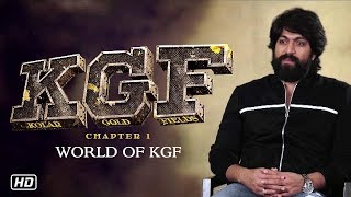 WORLD OF KGF | BTS |  21st December | Yash | Srinidhi Shetty