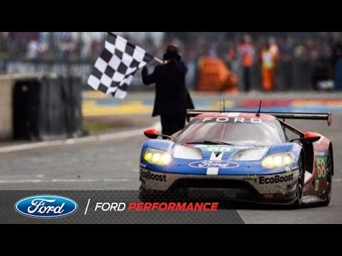 Ford GT Claims GTE Pro Victory | Le Mans | Ford Performance