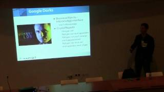 SOURCE Barcelona 2010: Hacking SAP BusinessObjects
