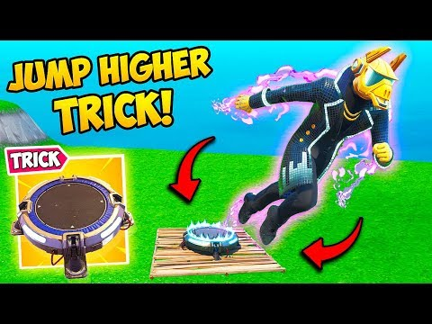 *SUPER OP* SEASON 10 LAUNCH PAD TRICK!! – Fortnite Funny Fails And WTF Moments! #666