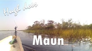 2 days in Maun, Botswana. An amazing African adventure