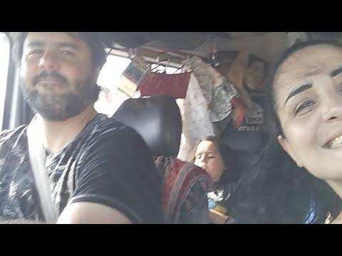 FRONTEIRA EUA MEXICO AO VIVO - DE CARRO COM VAN COM TUDO!