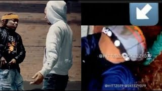 Chicago Savage Rapper Lil Reese Sh*t His Pants After Caught Lacking By Goons...DA PRODUCT DVD