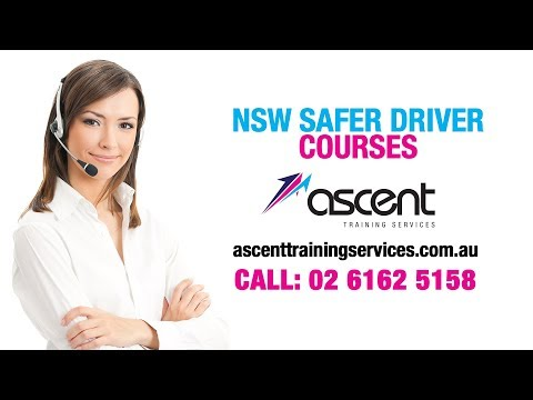 NSW Safer Driver Courses by Ascent Training Services
