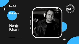 Discussion with Nasir Khan   Director & Filmmaker   GIFF Online 2020