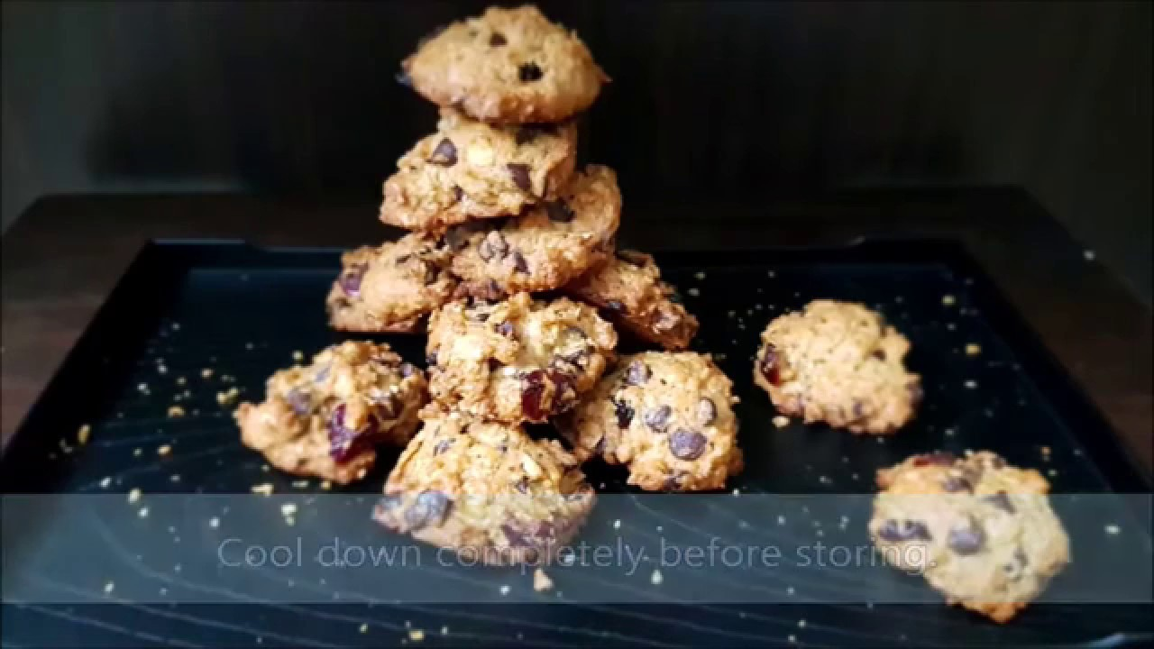 Choco Chips Cranberries Lactation Cookies Milk Booster
