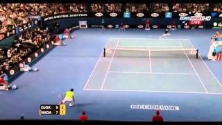 Djokovic vs Nadal : Atlas (Best Points) HD