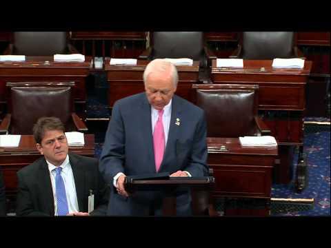 Hatch Speaks on Importance of Trade to Utah