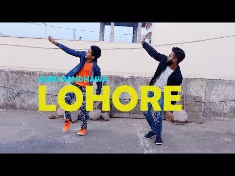 Lahore : Guru Randhawa    Dance Video    Hritik Joya