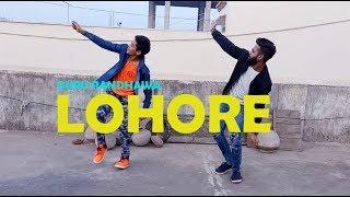 Lahore : Guru Randhawa || Dance Video || Hritik Joya