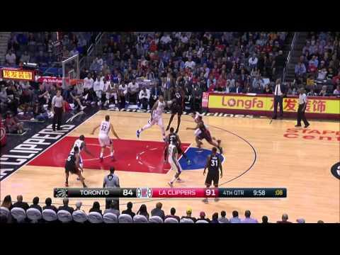 Toronto Raptors at Los Angeles Clippers - November 21, 2016