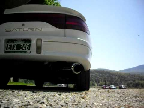 Saturn Sc2 Coupe Aftermarket Exhaust