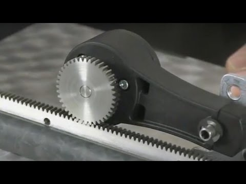 Product Spotlight - Model TR2 Tru-Trac™ and Linear Cable Encoder