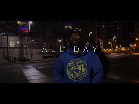 AK Ft.Riddla - All Day